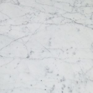 Bianco Cararra Marmer