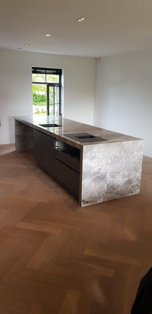 Keukenblok Marmer Cordoba Grey