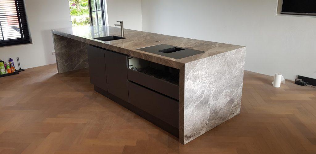 Keukenblok Cordoba Grey